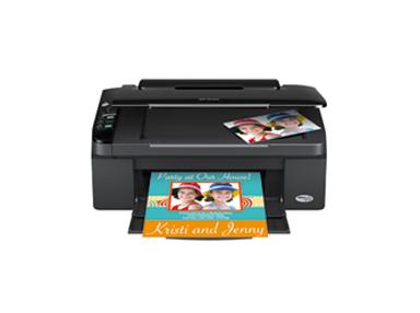 Epson Stylus NX105 All-in-One Printer