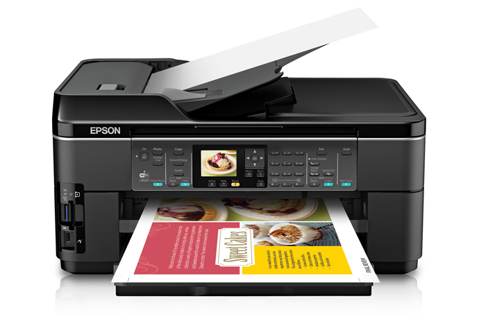 Epson WorkForce WF-7510 All-in-One Printer