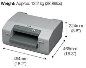 Business Inkjet GP-C830