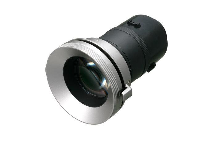 Long Throw Zoom Lens