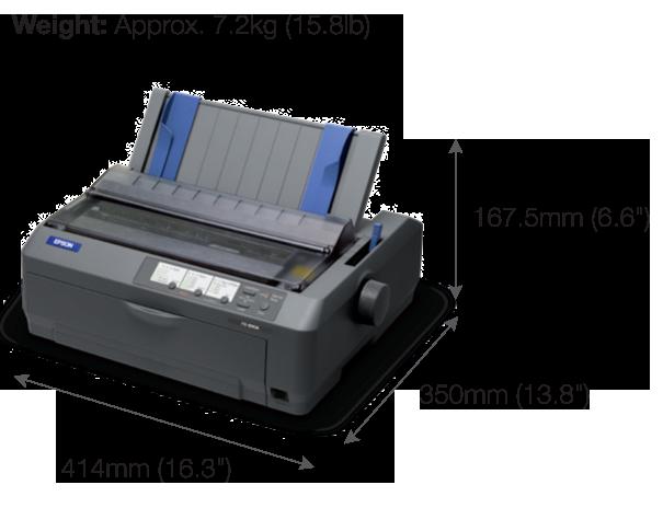 Epson FX-890 | Dot Matrix Printers | Epson India