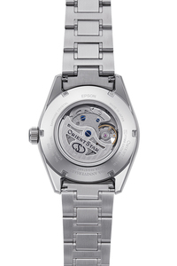 ORIENT STAR: Mechanical Contemporary Watch, Metal Strap - 41.0mm (RE-AY0005A)