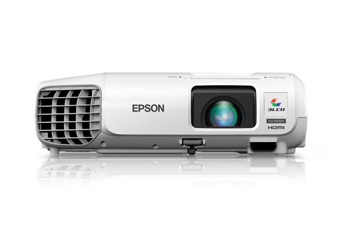 PowerLite W29 WXGA 3LCD Projector