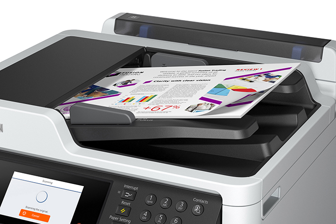 Impresora Multifuncional WorkForce Pro WF-C5790
