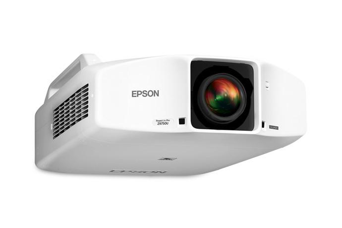 PowerLite Pro Z9750UNL WUXGA 3LCD Projector without Lens