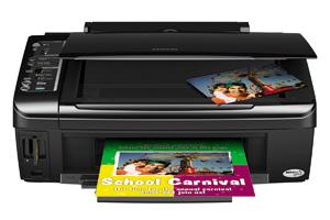 Epson Stylus NX200 All-in-One Printer