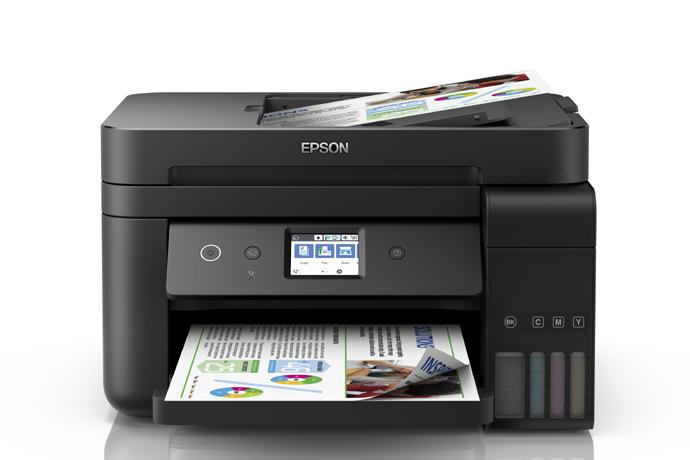 Impresora multifunctional Epson EcoTank L6191