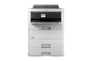 WorkForce Pro WF-C529R Workgroup Color Printer with Replaceable Ink Pack System