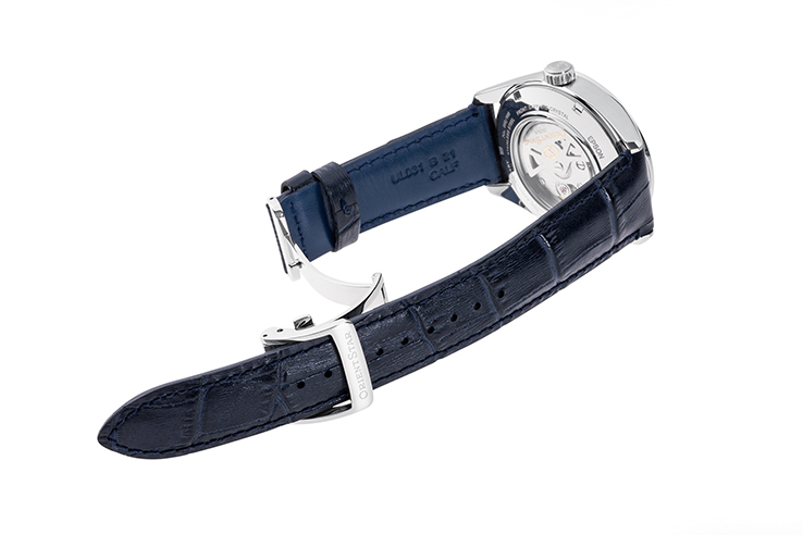ORIENT STAR: Mechanical Contemporary Watch, Leather Strap - 41.0mm (RE-AV0118L) Limited