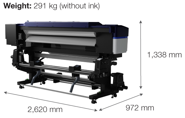 Epson SureColor SC-S60670 Eco-Solvent Signage  Printer