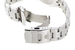 ORIENT: Mechanical Sports Watch, Metal Strap - 41.5mm (AA02005D)