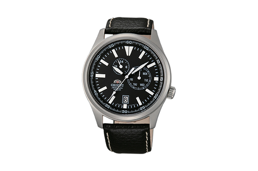 Mechanical Sports, Leather Strap - 42.0mm (ET0N002B)