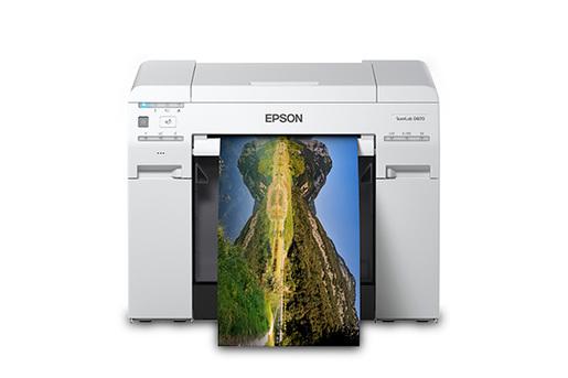 Impresora Fotográfica SureLab D870