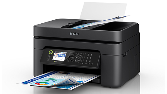 Epson WorkForce WF-2851 Wi-Fi Duplex All-in-One Inkjet Printer