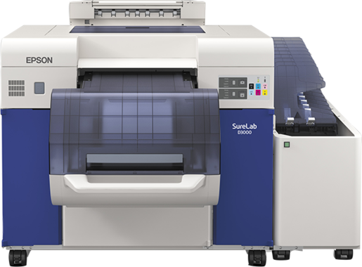 Epson SureLab D3000 - Double Roll