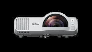 Epson EB-L200SX Wireless XGA 3LCD Short-throw Laser Projector