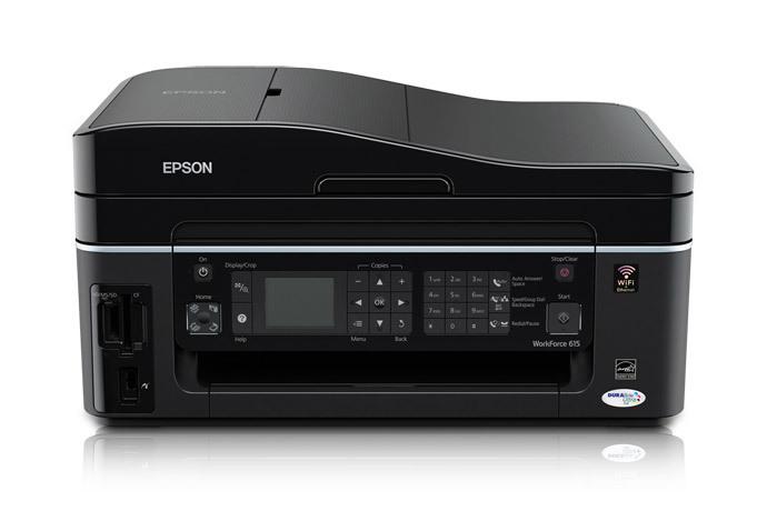 epson workforce 615 all in one printer inkjet printers for rh epson com  epson workforce 615 user manual