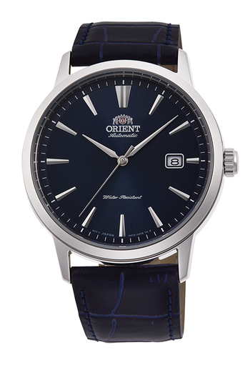 Mechanical Contemporary, Leather Strap - 41.6mm (RA-AC0F06L)