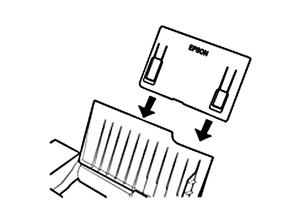Legal-size Paper Support (for rear sheet feeder)