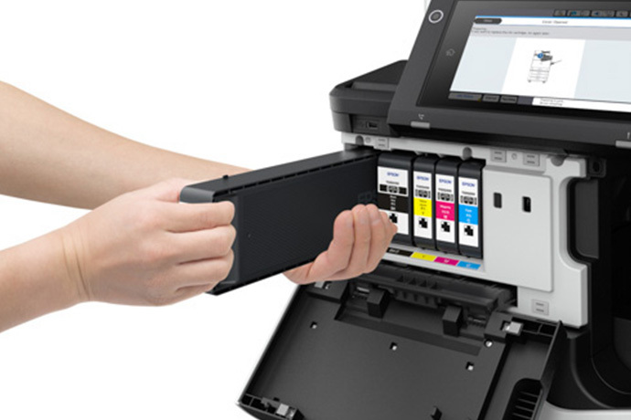 WorkForce Enterprise WF-C20600 Color Multifunction Printer