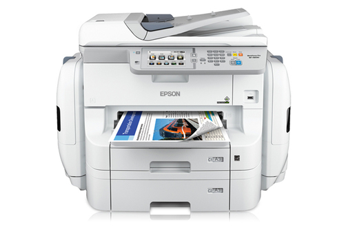 Impresora Multifuncional Epson WorkForce Pro WF-R8590