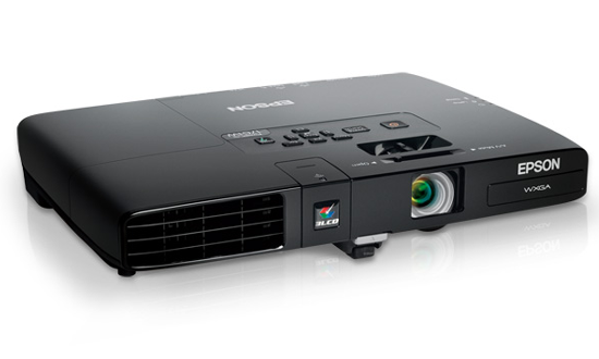 PowerLite 1761W WXGA 3LCD Projector