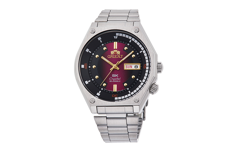 ORIENT: Mechanical Revival Watch, Metal Strap - 41.7mm (RA-AA0B02R)