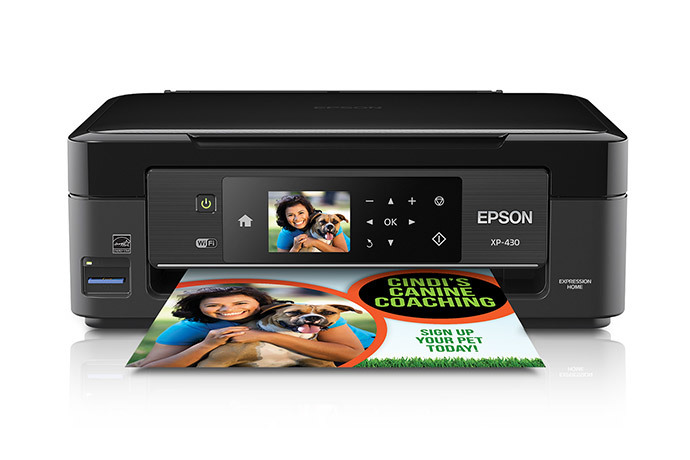 how to connect my ipad to an epson xp 434