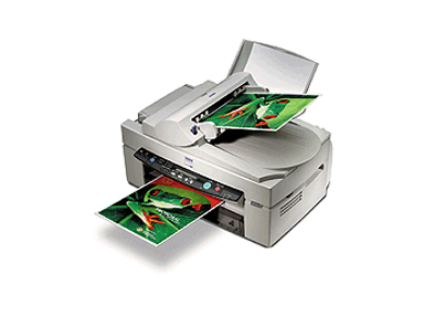 Epson Stylus Scan 2500 Pro