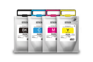 Epson R22X Ink Pack