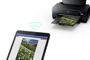 Epson SureColor P800 Wide Format Inkjet Printer - Refurbished