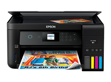 Epson ET-2750 | ET Series | All-In-Ones | Printers | Support | Epson US