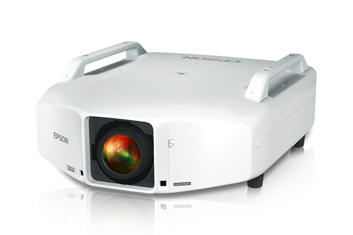 PowerLite Pro Z10000UNL WUXGA 3LCD Projector without Lens