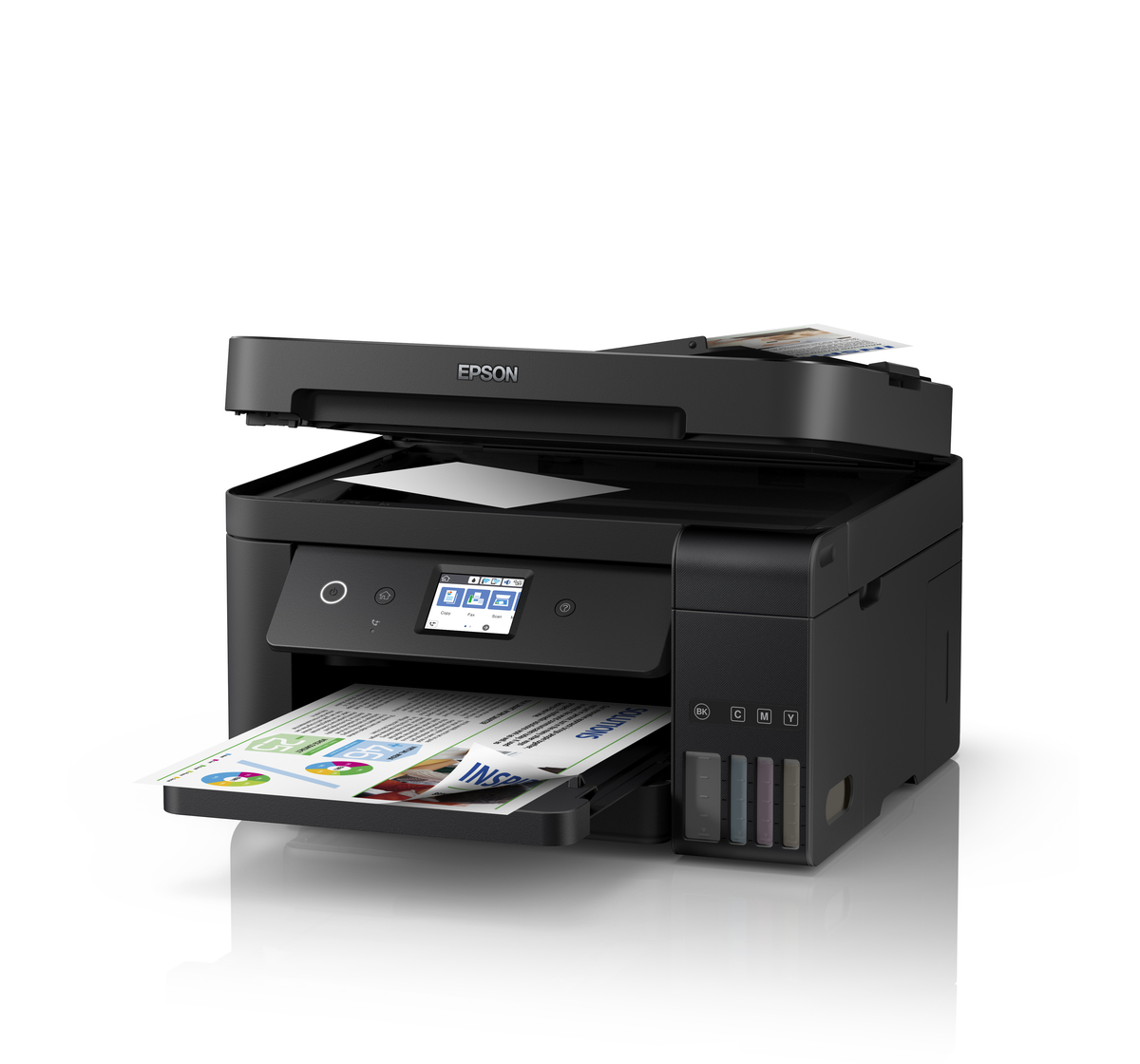 Epson L6190 Wi-Fi Duplex All-in-One Ink Tank Printer with ADF