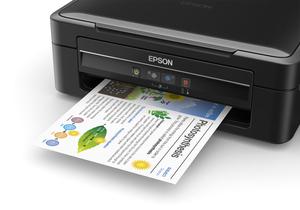 EcoTank L380 Multifunction InkTank Printer