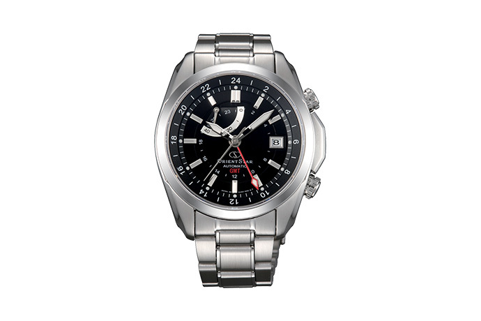 ORIENT STAR: Mechanical Contemporary Watch, Metal Strap - 44.0mm (DJ00001B)