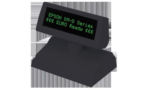 DM-D110 Customer Display