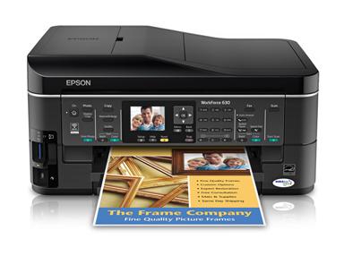 epson workforce 630 workforce series all in ones printers rh epson com Epson Workforce 630 Verify Connection Epson Workforce 635 Ink