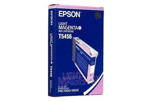 Epson T545, 110 ml Light Magenta Photographic Dye Ink Cartridge