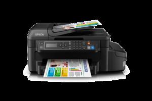 Impresora Epson EcoTank L655