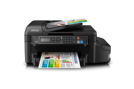 EcoTank L655 All-in-One Printer (110V)