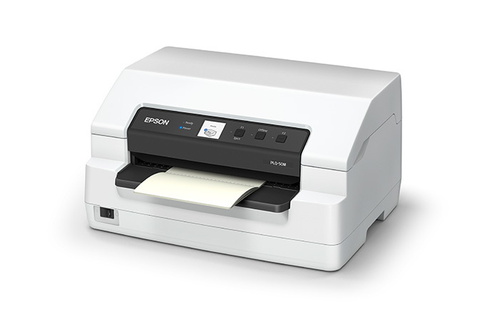 PLQ-50M Passbook Printer with MSRW Reader