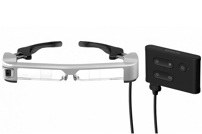 Moverio BT-35E Smart Glasses