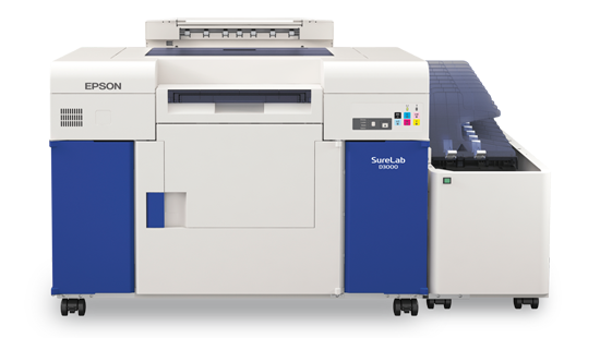 Epson SureLab SL-D3000 Single Roll MiniLab Production Printer