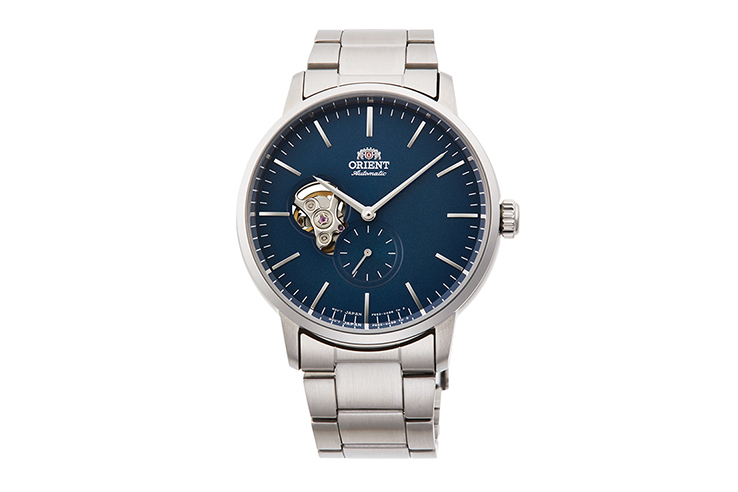 ORIENT: Mechanical Contemporary Watch, Metal Strap - 40mm (RA-AR0101L)