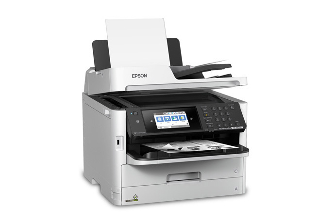 Impresora Multifuncional Monocromática WorkForce Pro WF-M5799