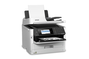 WorkForce Pro WF-M5799 Workgroup Monochrome Multifunction Printer