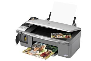 Epson Stylus CX6000 All-in-One Printer