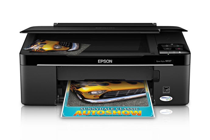 epson stylus nx127 all-in-one printer | inkjet | printers | for