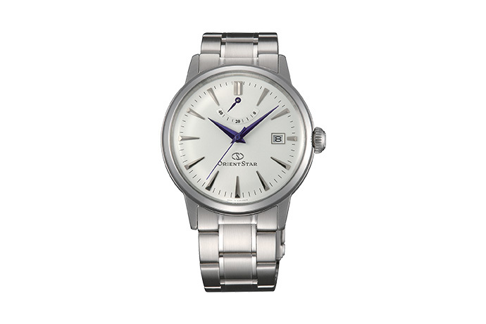 ORIENT STAR: Mechanical Classic Watch, Metal Strap - 38.5mm (AF02003W)